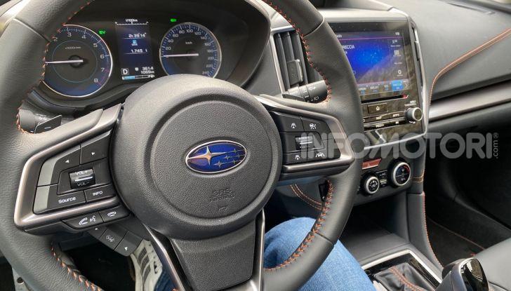 Prova su strada Subaru XV e-Boxer: il crossover compatto - Foto 21 di 32