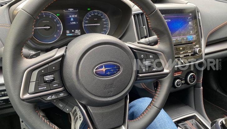 Prova su strada Subaru XV e-Boxer: il crossover compatto - Foto 22 di 32