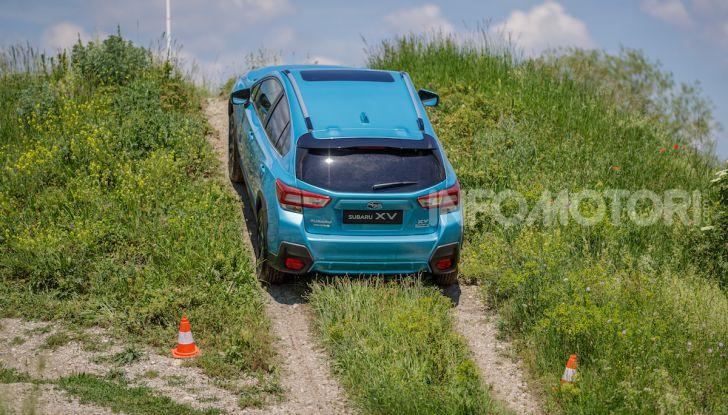 Prova su strada Subaru XV e-Boxer: il crossover compatto - Foto 31 di 32