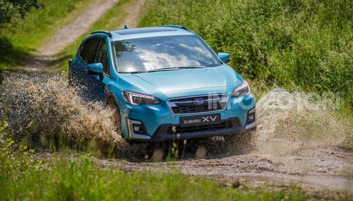 Prova su strada Subaru XV e-Boxer: il crossover compatto - Foto 28 di 32
