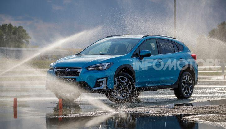 Prova su strada Subaru XV e-Boxer: il crossover compatto - Foto 27 di 32