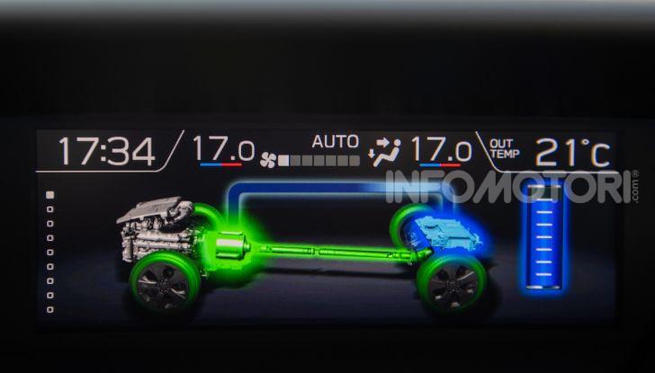 Prova su strada Subaru XV e-Boxer: il crossover compatto - Foto 25 di 32