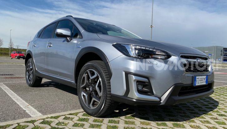 Prova su strada Subaru XV e-Boxer: il crossover compatto - Foto 4 di 32