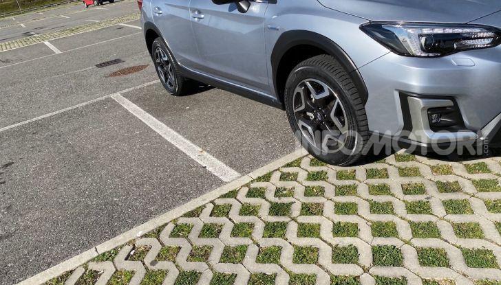 Prova su strada Subaru XV e-Boxer: il crossover compatto - Foto 5 di 32