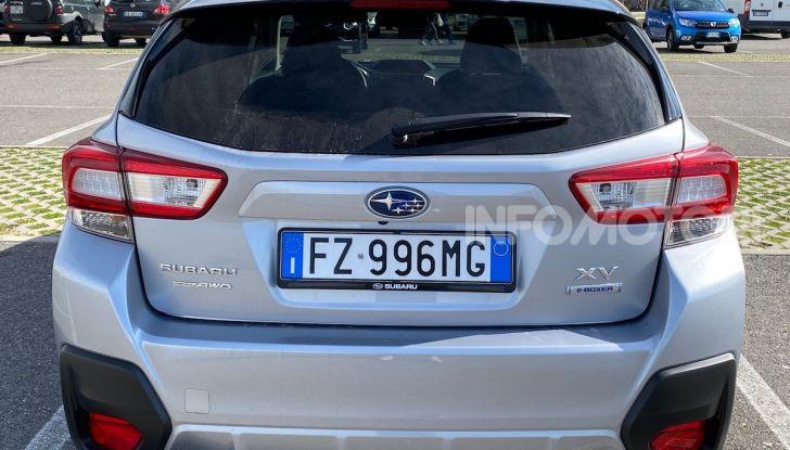 Prova su strada Subaru XV e-Boxer: il crossover compatto - Foto 7 di 32