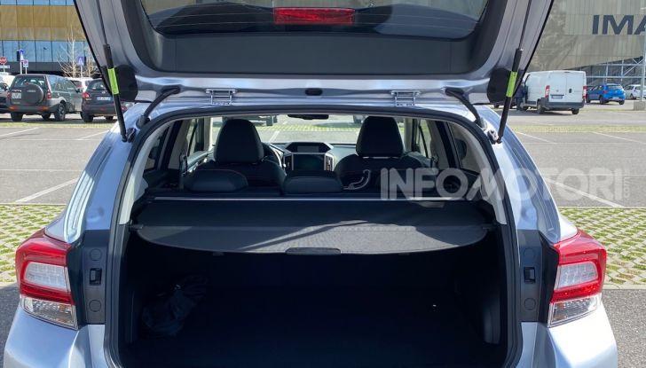 Prova su strada Subaru XV e-Boxer: il crossover compatto - Foto 9 di 32