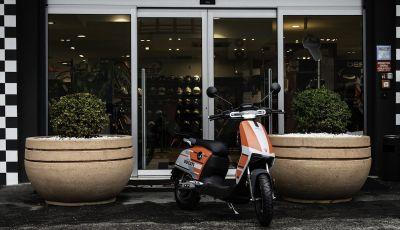Ecco lo scooter elettrico Ducati: è il Super Soco CUx Special Edition