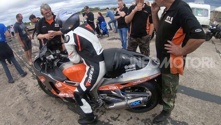 Asta da record, in vendita la moto della donna più veloce al mondo - Foto 1 di 3