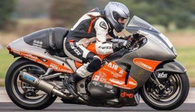 Asta da record, in vendita la moto della donna più veloce al mondo