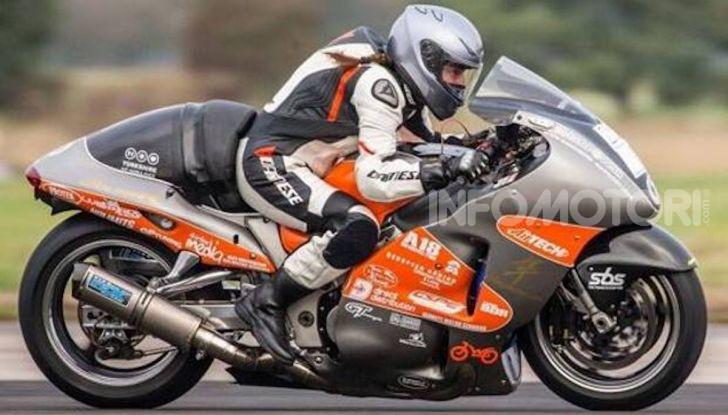 Asta da record, in vendita la moto della donna più veloce al mondo - Foto 2 di 3