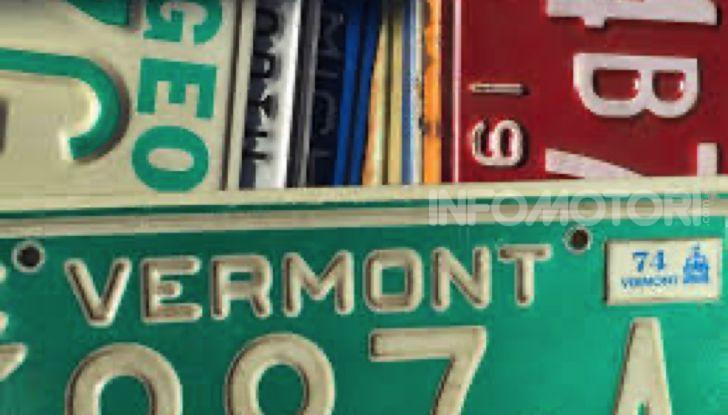Targhe auto personalizzate, nel Vermont arrivano quelle con le Emoji - Foto 15 di 15