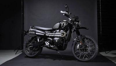 Triumph Scrambler 1200 Bond Edition: la moto per sognare di essere 007