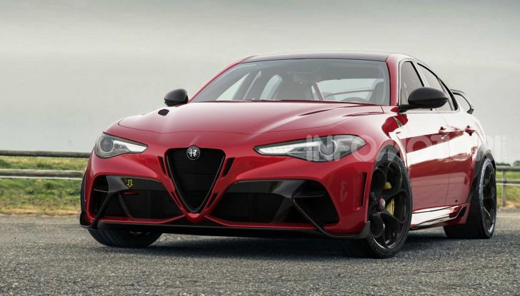 Alfa Romeo Giulia GTA e GTAm 2020