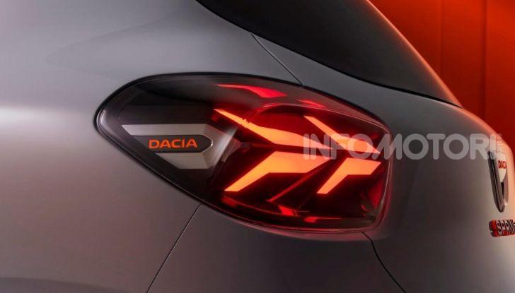 Dacia Spring Showcar 2020