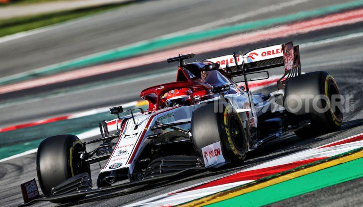 F1 2020 Barcelona Testing