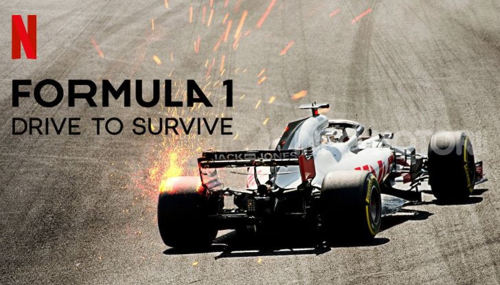 Film Netflix F1 Drive to Survive