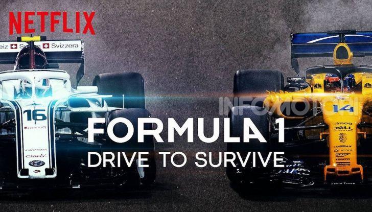 Film Netflix F1 Drive to Survive