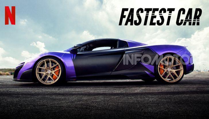 Film Netflix Fastest Car
