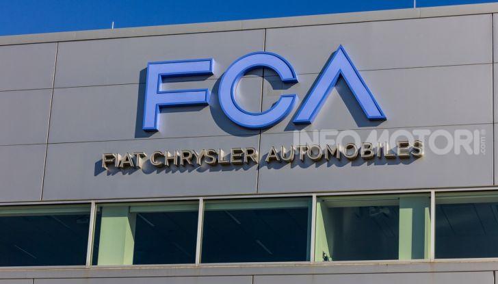 FCA conversione produzione respiratori Coronavirus