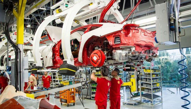 Ferrari conversione produzione respiratori Coronavirus