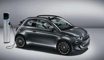 Fiat 500 Elettrica, zero emissioni per la citycar del Lingotto