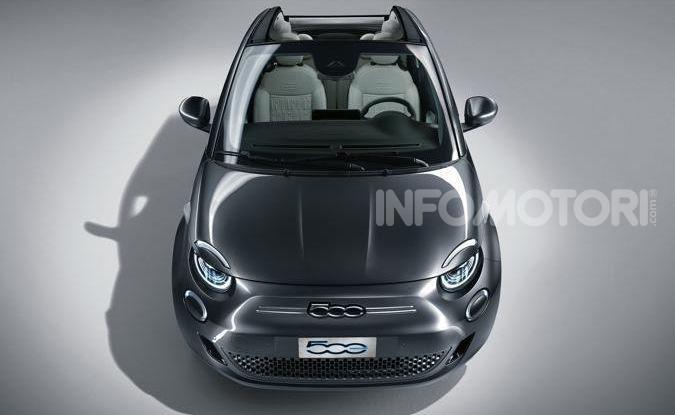 Fiat 500 Elettrica, zero emissioni per la citycar del Lingotto - Foto 2 di 5
