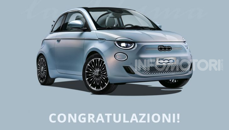 Fiat 500 elettrica comprata online ai tempi del coronavirus - Foto 1 di 18