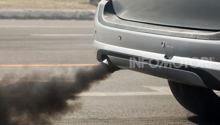 Inquinamento auto città