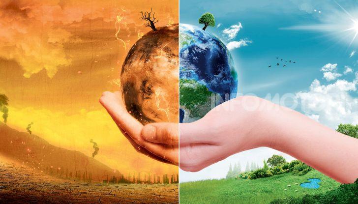 Inquinamento pianeta terra