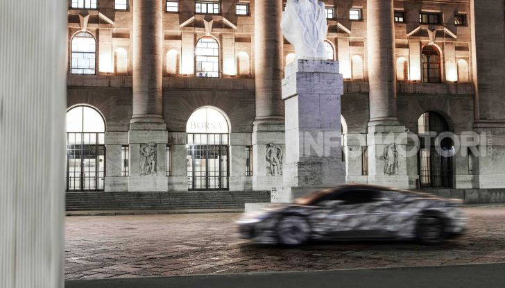 Maserati MC20 Milano