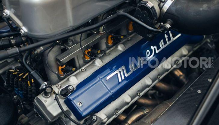 Maserati MC12 Corsa: in vendita uno dei soli 12 esemplari costruiti - Foto 13 di 18