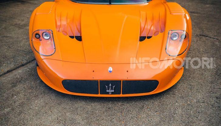 Maserati MC12 Corsa: in vendita uno dei soli 12 esemplari costruiti - Foto 14 di 18