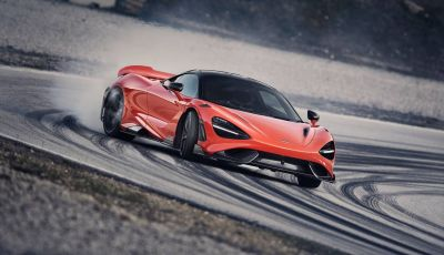 La pazza idea di McLaren: una supercar alimentata con carburante sintetico