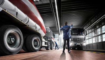 Mercedes Italia: riparazioni urgenti garantite nonostante il Coronavirus