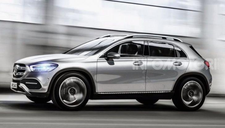 Mercedes GLA 250e 2020