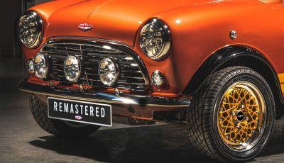 Mini Remastered: colori della Lotus Esprit in onore di James Bond