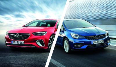 Le Sports Tourer di Opel tra le migliori Station Wagon del 2020