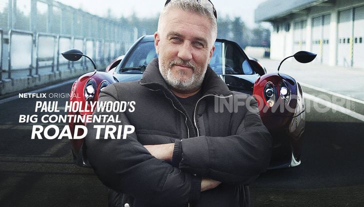 Film Netflix Paul Hollywood