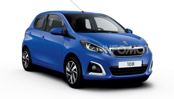 Peugeot 108 2020