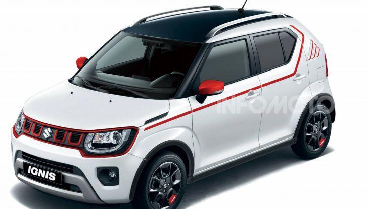 Suzuki Ignis Hybrid 2020: nuovo motore, cambio automatico e batteria più capiente - Foto 8 di 11