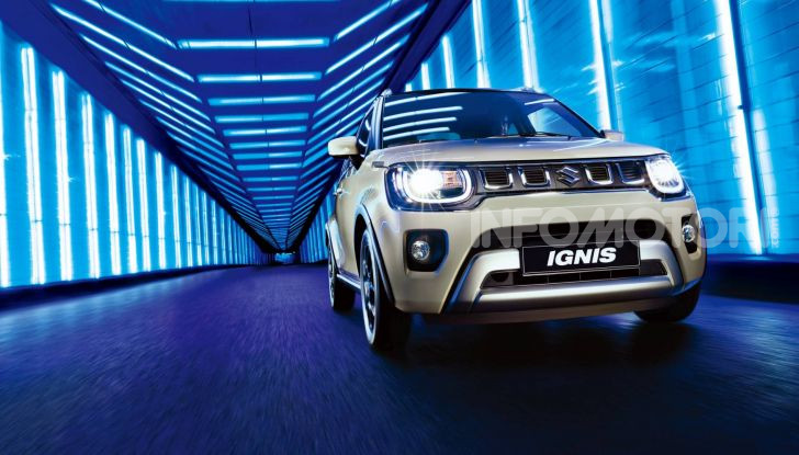 Suzuki Ignis Hybrid 2020: nuovo motore, cambio automatico e batteria più capiente - Foto 9 di 11