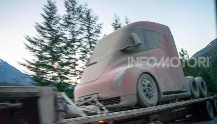 Tesla Semi Truck Camion 2020