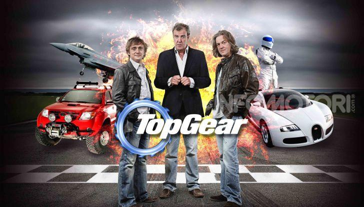 Film Netflix Top Gear