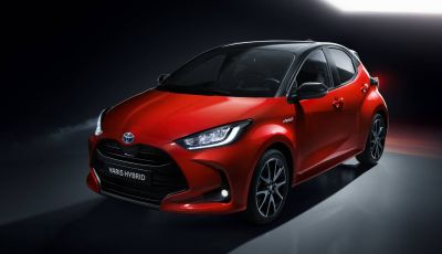 Nuova Toyota Yaris 2020: prenotazioni online con caparra di 100 Euro