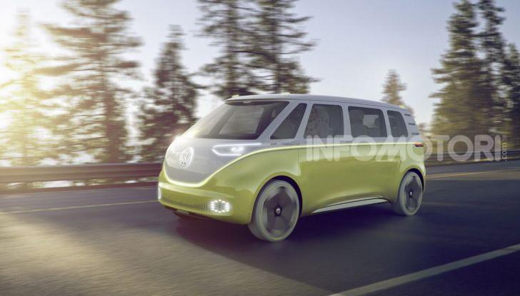 Volkswagen T1 e-Bulli 2020