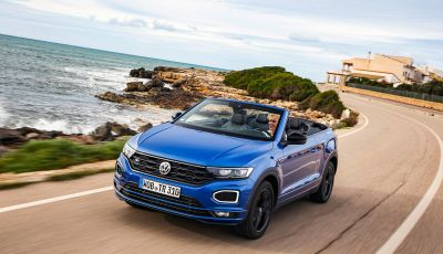 Volkswagen T-Roc Cabriolet 2020: SUV compatto a cielo aperto