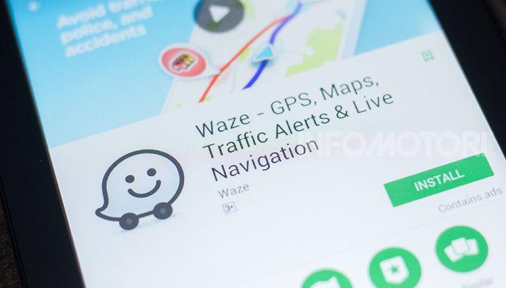 Waze app navigazione 2020