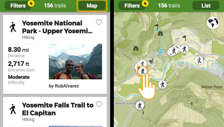 Wikiloc app navigazione 2020