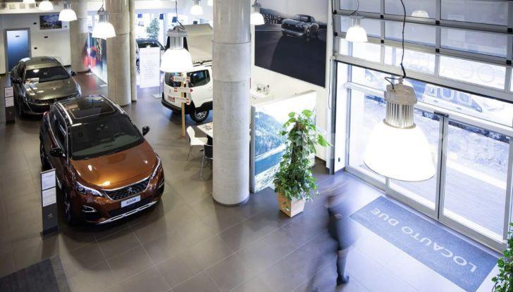 Locauto Due Peugeot Top Dealers Italia per servizi e visione - Foto 9 di 13