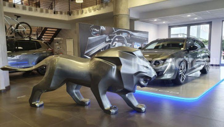 Locauto Due Peugeot Top Dealers Italia per servizi e visione - Foto 1 di 13